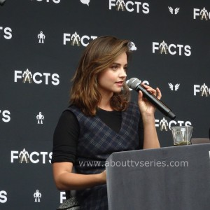 Jenna Coleman FACTS