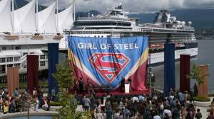 vancouver Supergirl