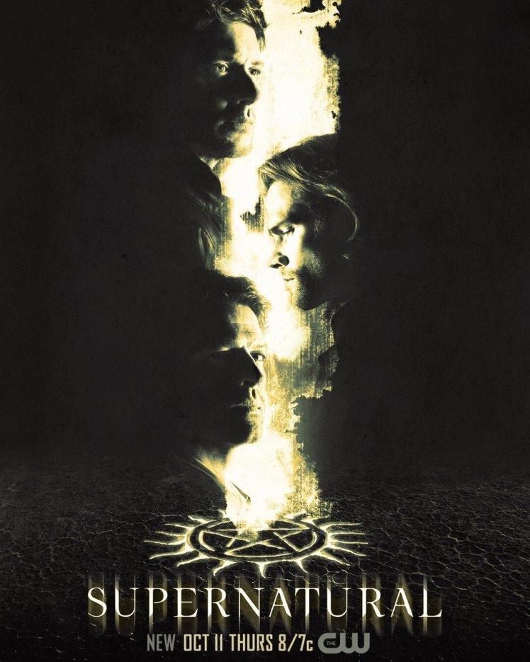 SPN season 14 poster